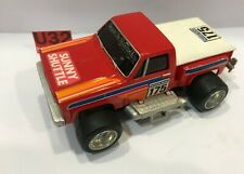 TAMIYA SLOT CAR PICK UP #175 TRUCK-IN SUNNY-SHUTTLE 1/32 EXCELENTE CONDICION