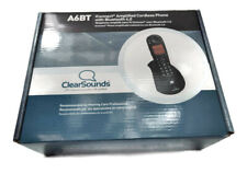 ClearSounds iConnect A6Bt Amplified Bluetooth Phone