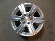 "1 Used 2009 10 11 12 13 14 2015 Chevy Traverse 18"" Factory Wheel OEM Rim 5408"