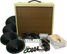 Mojotone Tweed Bassman Class AB Tube Combo Amp Kit Vintage Amplifier