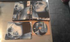 DVD- MINA IN STUDIO -DIGIPACK-2001