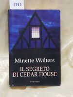 Il segreto di cedar house di minette walters