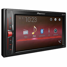 Pioneer MVH-200EX Double 2 DIN MP3 WMA Digital Media Player 6.2 LCD Bluetooth FM