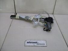 990408-100 SISTEMA ALZACRISTALLO ANTERIORE DESTRA MERCEDES ML W163 2.7 D AUT 120