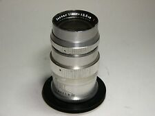 Sonnar 4/135mm #2287662 Full frame tele lens with Canon EOS bayonet Carl Zeiss