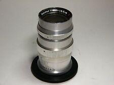 Sonnar 4/135mm #2287662 Full frame tele lens with Canon EOS bayonet Carl Zeiss