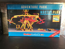 "Fischertechnik Adventure Park ""NEW IN BOX"" Model 30318 Factory Sealed"