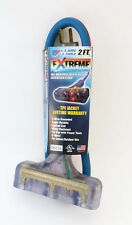 2' 12 Gauge Cold Weather Extension Cord w Lighted Triple Outlet - MADE IN USA