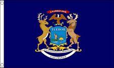 Michigan State United States of America 5'x3' Flag