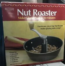 Back to Basics Nut Roaster Discontinued by Manufacturer