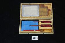 BW Werkzeugausstattung  Elektriker Werkstatt Elektro Belzer Rollmappe G236