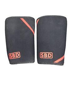 SBD Powerlifting Knee Sleeves XXL