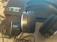 Bel ensemble SONY TMR RF810R , Casque audio sans fil bluetooth, couleur noir, co