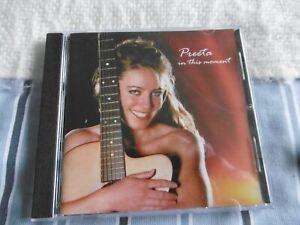 Preeta - In This Moment CD Album (U.S Import)