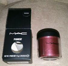 MAC Maroon Pigment ~NEW IN BOX~ *RARE*