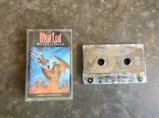 Meat Loaf Bat Out Of Hell Ii Back Into Hell Cassette 1993 Works Mca Mcac-10699