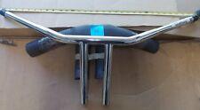 "NOS Wild 1 Chubbys Physco ChopperT-Bar Chrome 10"" Handlebar 495050 W0563"