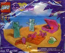 Lego 5977 Belville Travel Friends Bears on The Beach