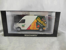 "ESCASA Minichamps 400 031161 MERCEDES BENZ SPRINTER Entrega Furgoneta"" Divertido"