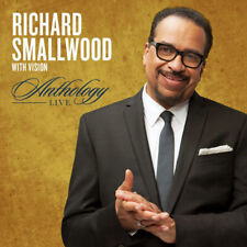 Richard Smallwood with Vision - Anthology Live • 2CD • 2015 RCA  •• NEW ••