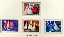 GB 1975 Sailing SG 980-983 MNH Mint