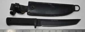 Vintage Cold Steel USA Carbon V Recon Tanto Fighting Knife