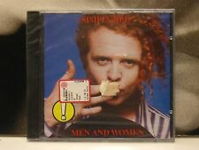 SIMPLY RED - MEN AND WOMEN CD NUOVO SIGILLATO NEW SEALED 1987