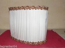 Abat jour tissu applique, lustre, lampe électrique 280 mm à trou N°041
