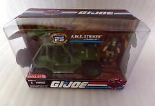 NEW GI Joe A.W.E. STRIKER w/ CRANKCASE 25th Anniversary Target Exclusive Vehicle