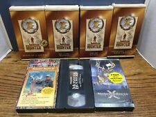 Lot of 7 Vhs Nra & Realtree Hunting Vcr Videos