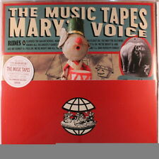 MUSIC TAPES: Mary's Voice LP Sealed (w/ full download) Rock & Pop
