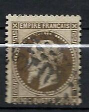 YT n°30 de 1867 NAPOLEON III lauré 30cts oblitéré