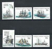 Australie (Territoire antarctique) N°47/52** (MNH) 1981 - Bateaux
