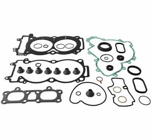 Quad Boss Complete Gasket Set with Oil Seals 811969
