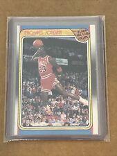 1988 Fleer All Star Michael Jordan Bulls Goat Hof