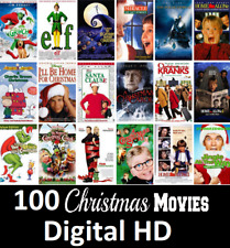 Christmas Holiday 100 Most Popular Movies HALLMARK DISNEY RANKIN BASS