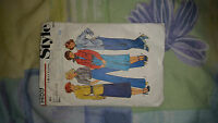 VINTAGE RETRO 1960/70'S ? SEWING PATTERN STYLE 1459