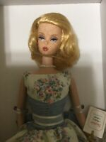Barbie BFMC Fashion Model Collection Silkstone Mad Men Betty Draper Unboxed