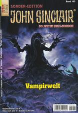 JOHN SINCLAIR SONDEREDITION Nr. 153 - Vampirwelt - Jason Dark