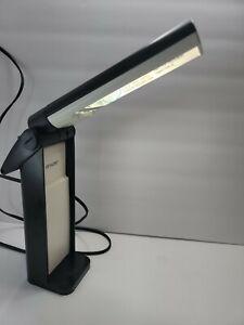 OTT-LITE Model L139AB Folding Desk Lamp Sewing Light Task Light