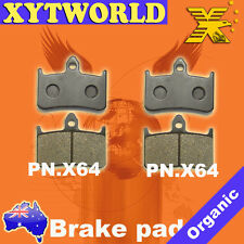 Front Brake Pads for Honda VFR750 VFR 750 RJ/RK/RL RC30