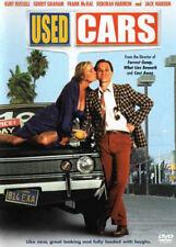 Used Cars (Kurt Russell) Region 4 New DVD