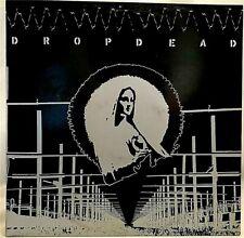 "DROPDEAD ""DropDead"" Vinyl 12"" 45 RPM - 2004 Armageddon 001 - NM / EX"