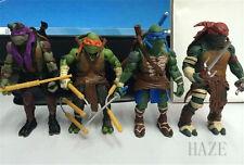 """2016 New Teenage Mutant Ninja Turtles Movie 5"""" Action Figure TMNT 4pcs/Lot Toys"""