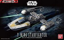 Y-Wing Starfighter Star Wars Scale 1/72 Model Kit Bandai