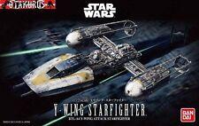 Y-Wing Starfighter Star Wars Scale 1/72 Model Kit Bandai