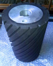 150*300MM / 6''*12''  Rubber Drive Abrasive Wheel