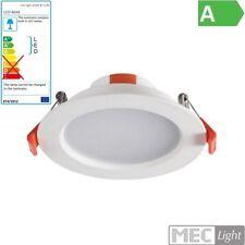 LED Einbauspot / Panel / Downlight 230V - 6W - 390Lm DA=87mm - warm-wei�Ÿ (3000K)