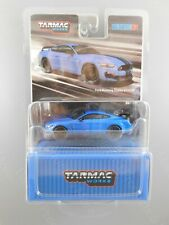 2020 Tarmac Works Global64 Blue Ford Mustang Shelby Gt350R T64G-011-Bl 1:64