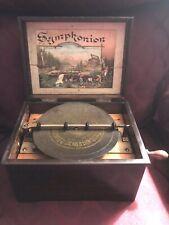 Symphonion Music Box